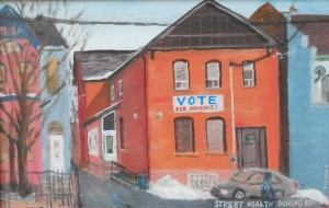 Street Health Painting