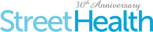 street-health-30th-anniversary-logo